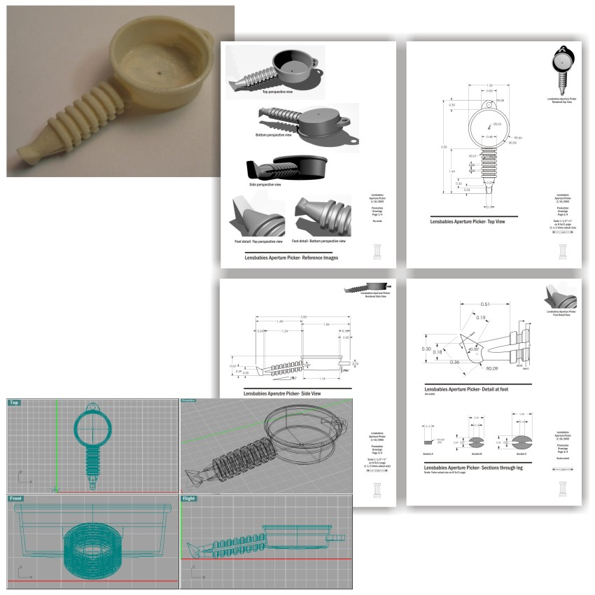 Lensbabies- Documentation